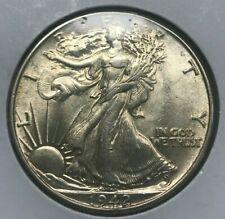 1942 Walking Liberty Half Dollar - Nice Uncirculated