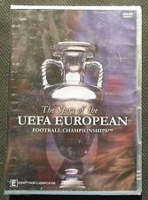The Story Of The UEFA EUROPEAN Football Championships (DVD, 2008)    BRAND NEW