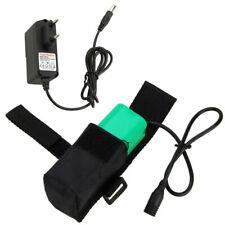 8.4V Recargable 16 000mAh 4x18650 Batería Cargador de CA para T6 Luz de Bicicleta