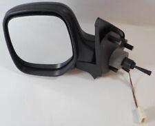 For Citroen Berlingo Van 1996-2008 Cable Heated Door Mirror Primed Left NS