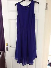 Papaya Ladies Blue Dress Size 14