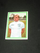 ERLACHER  RC STRASBOURG  N° 315  Carte card FOOTBALL 79 AMERICANA panini 1979