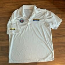 New Holland Agriculture XL White Polo Operation Blue Force 2013