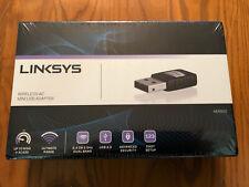 NEW: Linksys AE6000 Wireless-AC Mini USB Adapter