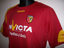 RC Lens Home Football Shirts (French Clubs)