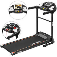 Merax L510C 1200W Folding Electric Treadmill Motorized Running Machine Home Gym