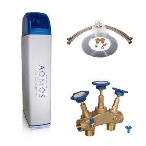 Wasserenthärtungsanlage Entkalkungsanlage Aqmos R2D2-72 Wasserenthärter