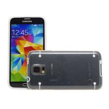Protector Case für Samsung i9600 Galaxy S5 (SM-G900F) in weiß transparent