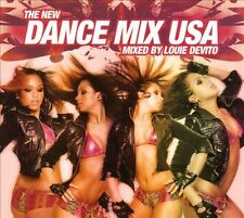 The New Dance Mix USA [Digipak] by Louie DeVito (CD, Oct-2010, 2 Discs, Phase On