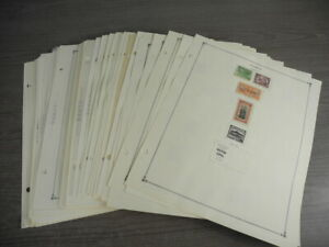 SAMOA, Excellent Mint(most NH) Stamp Collection mounted on Scott International