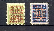 NEDERLAND 1923--# 132/133 C --CV € 310---**- POSTFRIS PR EX /LUXE