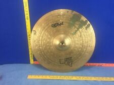 "Paiste Alpha Thin Crash 18"" Cymbal"