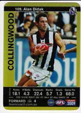 2009 AFL Teamcoach GOLD Card - Alan Didak