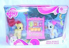 A4 My Little Pony ~*G4 FiM Apple Bloom & Sweetie Belle MIB!*~