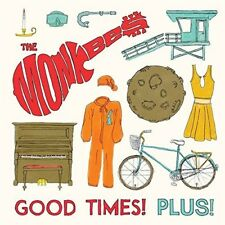 The Monkees - Good Times! Plus! [New Vinyl LP] Colored Vinyl, Red, Indie Exclusi