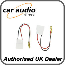 Connects2 CT55-FD02 Speaker Loom Adaptor Plugs 1 Pair for Ford Fiesta