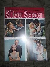 Silver Screen Feb 1963 Annette Funicello Sandra Dee Lucille Ball Vince Edwards