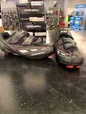 Louis Garneau Road Shoes- Men's- Black- Size 39