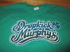 Dropkick Murphys Logo (Med) T-Shirt Green