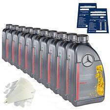 10 Liter Mercedes-Benz Automatik-Getriebeöl MB236.14 inkl. Trichter + Anhänger