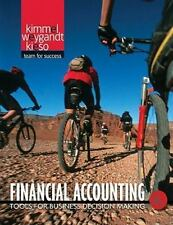 Financial Accounting : Tools for Business Decision Making by Paul D. Kimmel,...