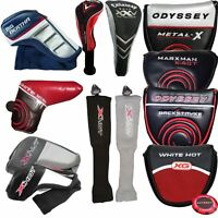 Callaway Golf Club Headcovers- Many Options ( driver , hybrid, putter )