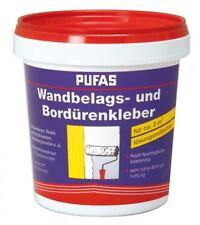 Pufas Tapetenkleber Wandbelags & Bordüren & Tapeten Kleber 750 ml – NEU