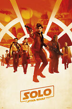 SOLO - A STAR WARS STORY - ONE SHEET MOVIE POSTER 24x36 - 160736