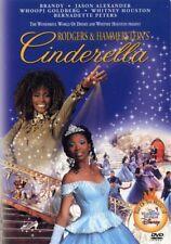 Rodgers & Hammerstein's Cinderella (1997) [New DVD]