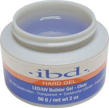 IBD LED/UV Builder Gel Clear - 2oz/56g # 61178 (AUTHENTIC) *