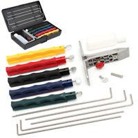 Knife Sharpener Professional Kitchen Sharpening System Fix-angle 5 Whetstones UK