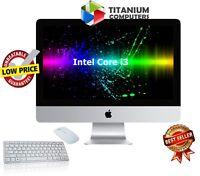 APPLE IMAC 21.5-INCH 3.06GHZ Ci3 MID-2010 16GB RAM 128GB SSD DVD MAC OS X SIERRA