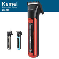 Pro rechargeable&battery Electric Mini Hair Clipper Beard Trimmer Razor Cordless