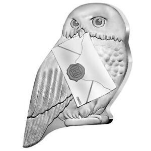Frankreich - 10 Euro 2021 - Harry Potter™ - Hedwig™ - 22,2 gr Silber PP