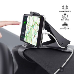 Universal Car Dashboard Mount Holder Stand Cradle Clip Design For Cell Phone GPS