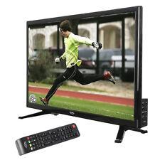 Xoro HTL 2448 LED TV 24 Zoll mit Triple Tuner SAT DVB-T2 LCD PVR 12V 230V 60cm