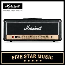 MARSHALL DSL100H GUITAR AMP HEAD NEW MODEL - DSL 100 WATT TUBE AMPLIFIER - NEW