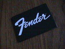 FENDER LOGO COLLECTIBLE MAGNET BUTTON PLATE -  PART NUMBER 910-0245-000