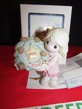 Precious Moments My Hope Is In You 2010 Porcelain Bisque Ornament