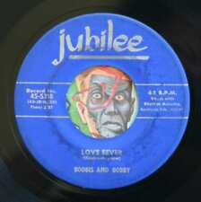 HEAR Boobis & Bobby 45 Love Fever/Lovin Tree rockabilly teen oddball R&B