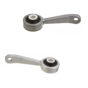 2P-Front Stabilizer Sway Bar Link For Mercedes Benz W211 E320 E350 E500 W219 NEW