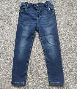 Boys Denim Jeans Aged 4-5 Matalan