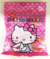 Jelly Gummy Chewy Candy Hello Kitty Strawberry Orange Thai Fruit Flavor 40 g