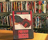 PROFONDO ROSSO (1975) di DARIO ARGENTO CULT HORROR DVD COME NUOVO