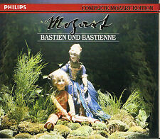 CD album: Mozart: Bastien und Bastienne. Philips. E