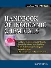 Handbook of Inorganic Chemicals-ExLibrary