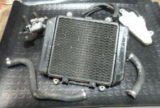 KAWASAKI ER-5 Kühler Satz Lüfter Ausgleichsbehälter Thermostat radiator ER 5