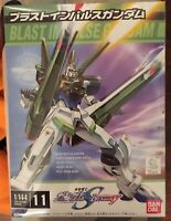 BANDAI SEED Destiny Blast Impulse Gundam 1/144 #11 Model Kit ZGMF-X56S/Y NEW