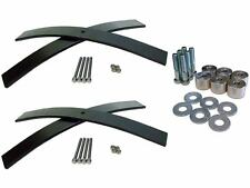 """Jeep Wrangler YJ 2"""" Budget Boost Lift Kit Front and Rear Add a Leaf T-Case Drop"""