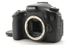 【Near Mint】Canon EOS 70D 20.2MP Digital SLR Camera From Japan #676